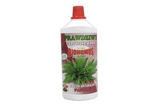 Biohumus Extra Paproć 1 l – płynny nawóz naturalny