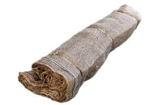 Chusta jutowa (płachta) do owijania brył korzeniowych 100x100cm (10szt)