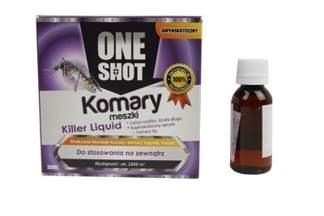 Cipex 10 E - profesjonalny środek na komary 30 ml