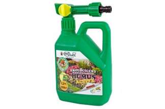 Humus Active do roślin ozdobnych papka 1,2l – nawóz do roślin ozdobnych (konewka)