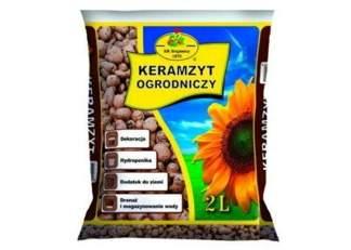 Keramzyt ogrodniczy 8-16 mm KiK Krajewscy 2L