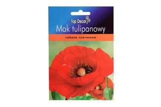 Mak tulipanowy Top Decor