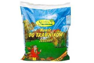 Nawóz jesienny do trawników Sumin 10kg