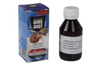 PERMEX 22 E - profesjonalny preparat na kleszcze 100 ml