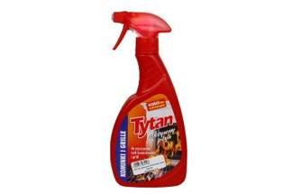 Płyn do czyszczenia szyb kominkowych i grilli – Tytan 500ml