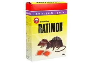Ratimor Pasta  500g trutka do zwalczania myszy i szczurów