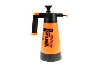 Ręczny opryskiwacz ciśnieniowy Venus Super firmy Kwazar 1,5 litra