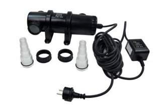 Sterylizator, lampa UV do oczka wodnego NUVC-11 Aqua Nova 11W