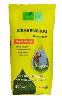 Trawa odporna na suszę Barenbrug Water Saver 15 kg