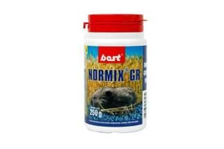 Trutka na nornice i gryzonie polne Normix granulat 250g