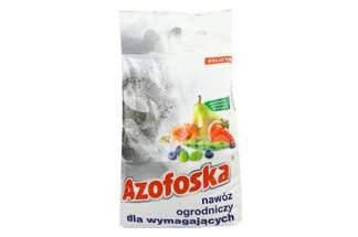 Uniwersalny nawóz ogrodniczy pylisty Azofoska 3 kg