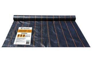 Agrotkanina czarna na metry Agritella Premium, szerokość 1,6m 110g