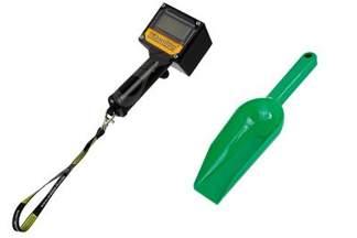 Cyfrowy termometr rolniczy z sondą składaną 1.5m Dramiński + GRATIS