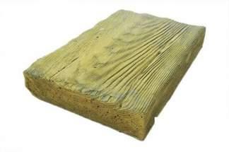 Deska betonowa jasna 1/2 BDO -betonowe drewno ogrodowe