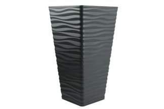 Donica SAHARA DUNES 30 3950-014 z wkładem wewnętrznym, antracyt, wysokość 56cm