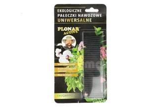 Ekologiczne pałeczki nawozowe Plonar Active, uniwersalne 30szt