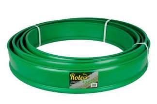 Elastyczne obrzeże ogrodowe Roleo 11cm x 20m - kolor zielone