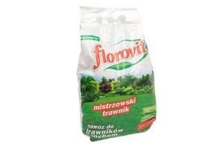 Florovit  nawóz z żelazem do trawników 5kg