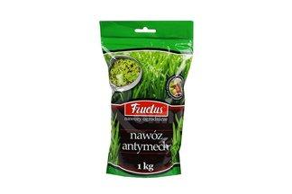 Fructus Antymech - nawóz do trawnika z mchem 1 kg