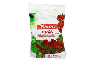 Fructus nawóz do róż i roślin kwiatowych 2,5 kg
