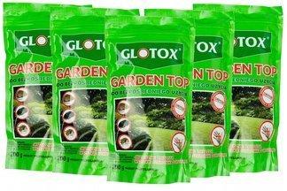 Glotox Garden Top 160g  trutka na krety i nornice w paście 5 sztuk