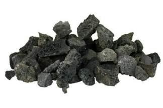 Kamienie lawy wulkanicznej do grilla gazowego w wiadrze 4kg