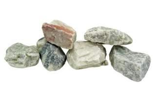 Kremowy kamień ozdobny do biokominka 1,5kg