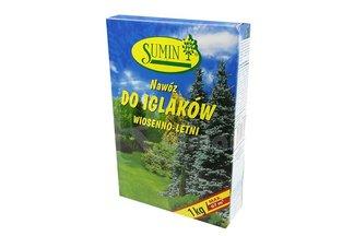 Nawóz do iglaków wiosenno-letni Sumin 1 kg