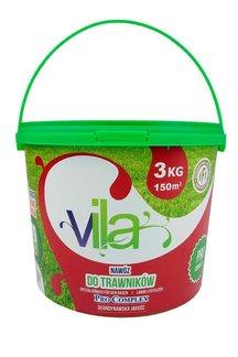 Nawóz do trawy PRO-COMPLEX 3kg VILA YARA
