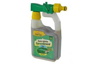 Nawóz dolistny do tui SprayGreen 950 ml  Zielony Dom konewka