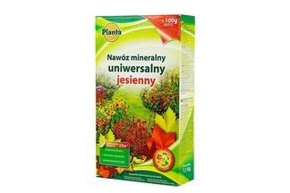Nawóz mineralny uniwersalny jesienny o ulepszonej formule Planta 1kg