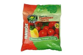 Nawóz na pomidory i paprykę Ogród Start 2 kg