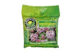 Nawóz na rododendrony Ogród Start 2 kg