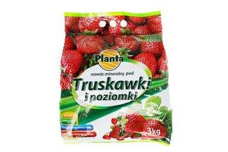 Nawóz pod truskawki i poziomki Planta 3kg folia