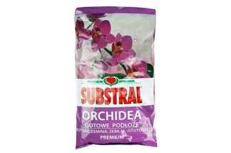 Podłoże do orchidei (storczyków) Premium 3l Substral
