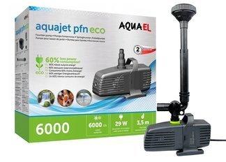 Pompa fontannowa 5500 l/h AquaJet PFN 5500 AQUAEL 5500 l/h