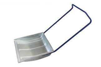 Profesjonalny aluminiowy zgarniacz, spychacz do śniegu Strongman 60 cm + skrobaczka GRATIS