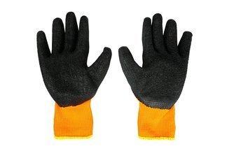 Rękawice zimowe robocze ocieplane rozmiar 10 (60 par)