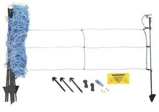 Siatka do ogrodzenia elektrycznego na dziki 65cm x 50m