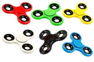 Spinner - zabawka zręcznościowa dla dzieci i dorosłych (kolor wybierany losowo)
