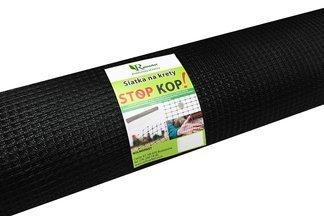Stop Kop! - polska, bardzo mocna siatka na krety, oczko 13x20mm – 2x150m
