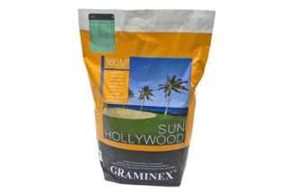 Trawa Graminex Hollywood Sun 4 kg – na miejsca nasłonecznione