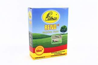 Trawa Reno 0,9 kg firmy Kalnas – do renowacji trawników