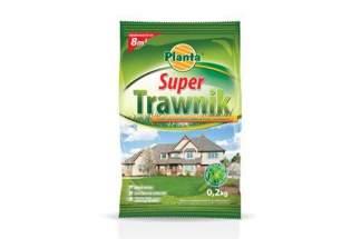 Trawa Super Trawnik 0,2kg  - trawa uniwersalna firmy Planta