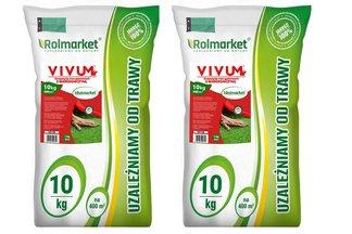 Trawa Vivum 20 kg – mieszanka traw gazonowych z mikrokoniczyną