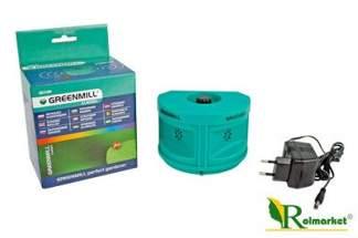 Ultradźwiękowy odstraszacz na gryzonie, myszy, szczury, mrówki, karaluchy, koty, psy, GR5109 Greenmill