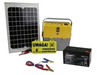 Uniwersalny elektryzator Redyk AB200 + akumulator 7AH z ładowarką
