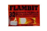 Podpałka biała Flambit 32 kostki (48 szt.)