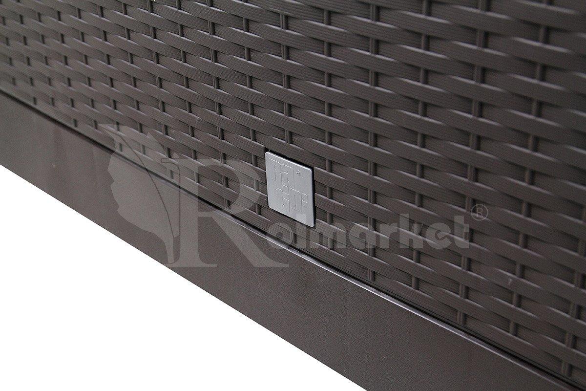 Pojemnik Ogrodowy Boxe Rato Umbra Mbr310 Skrzynia