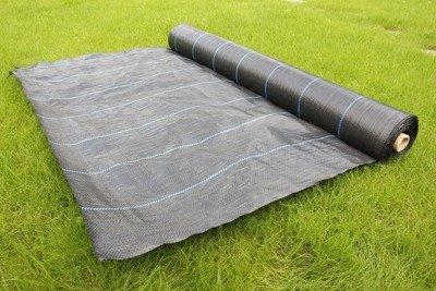 Agrotkanina czarna 1,6x100m (90g)